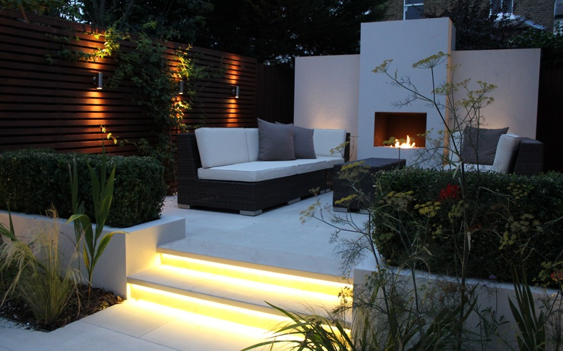 BALI Award Winning Garden By Landscaping Solutions