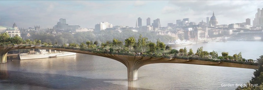 The Garden Bridge Project