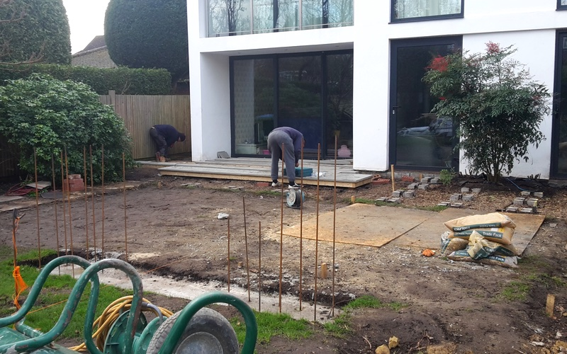 Landscaping Solutions Garden Design Surrey