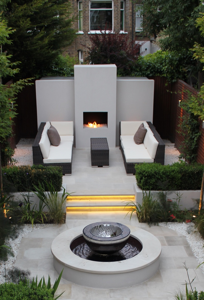 Simon Thomas Design Build By Landscaping Solutions Surrey